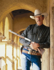 It's election time and there are NRA board members who ... |Texas Ranger Joaquin Jackson